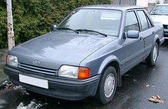 Ford Orion - Ford Orion Mark II