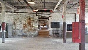 Ford Piquette Avenue Plant - Image: Ford Piquette Avenue Plant Third Floor