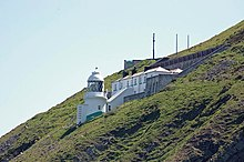 Foreland Point lighthouse - geograph.org.uk - 457819.jpg