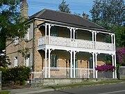 Former school residence Watsons Bay