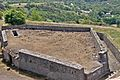 Fort Dauphin, une redoute. France.jpg