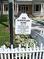 Fort Myers FL Murphy-Burroughs House sign01.jpg