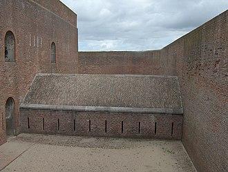 Caponier - Image: Fort Napoleon 003