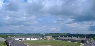 History of Minneapolis - Fort Snelling