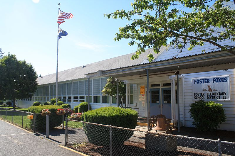 File:Foster Elementary School in Sweet Home, Oregon.jpg