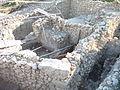 Fouilles oppidum, Mouriès.JPG