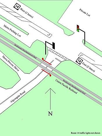 1995 Fox River Grove bus–train collision - Wikipedia