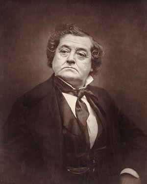 Frédérick Lemaître - Woodburytype circa 1870