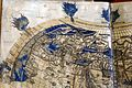 Francesco Berlinghieri, Geographia, incunabolo per niccolò di lorenzo, firenze 1482, 08 mondo 02.jpg