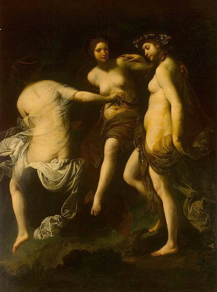 File:Francesco Furini - The Three Graces - WGA8326.jpg