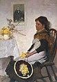 Frank Bramley (1857-1915) - Primrose Day - T03962 - Tate.jpg