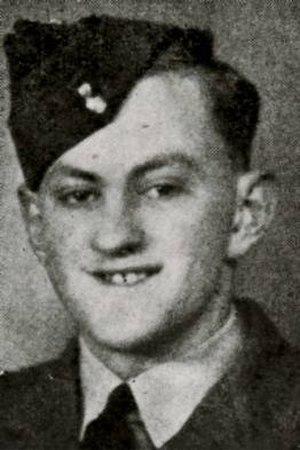 Frank Watkins (pilot) - Frank Watkins c. 1940