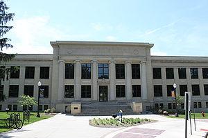 फ्रेंकलिन हॉल KSU