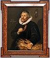 Frans hals, ritratto di pieter cornelisz. van der morsch, 1616, 01.jpg