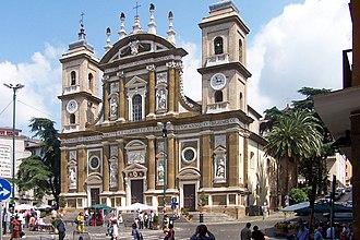 Frascati - Cathedral of San Pietro Apostolo
