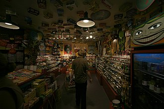 Confectionery store - Freak Lunchbox candy store in Halifax, Nova Scotia