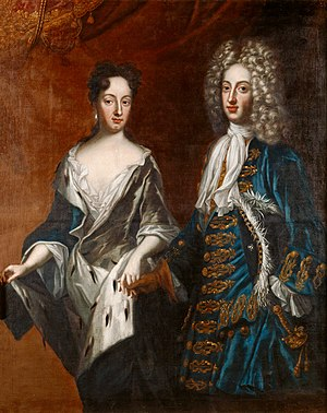 1698 in Sweden - Frederickivholsteingottorp and hedvigsofiaofsweden
