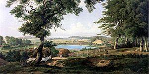 Frederik Christian Kiaerskou - Image: Frederik Christian Kiærskou Rundforbi 1834