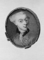 Fredrik Sparre, 1731-1803
