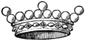 Friherrliga kronan, Nordisk familjebok.png
