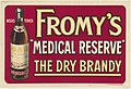 "Fromy's ""Medical Reserve"" - The dry Brandy.jpg"