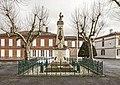 Fronton Le monument aux Morts.jpg