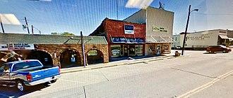 Grand Saline, Texas - Downtown Grand Saline