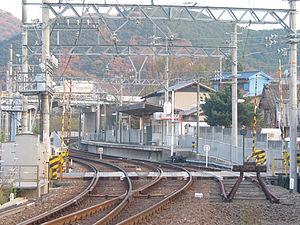 Funatsu Station (Toba) - Funatsu Station