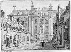 Maria Duyst van Renswoude - Fundatiehuis Utrecht