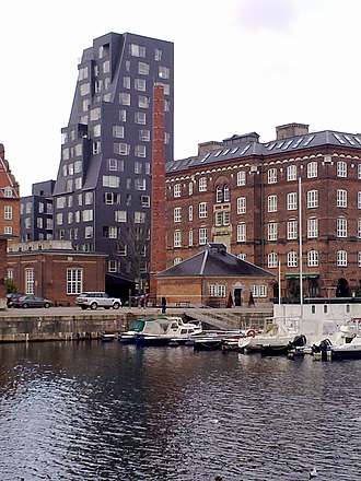 Lundgaard & Tranberg - Image: Fyrtårnet, Amerikas Plads