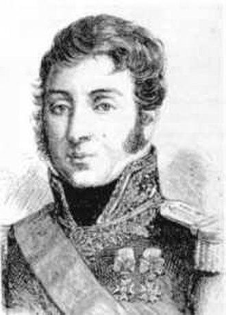 Jean-Antoine Verdier - Général Jean Antoine Verdier