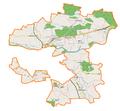 Głogów (gmina wiejska) location map.png