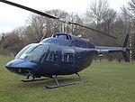 G-OCFD Bell Jet Ranger 206 Helicopter (26000374531).jpg