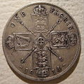 GREAT BRITAIN, GEORGE V -FLORIN 1914 a - Flickr - woody1778a.jpg