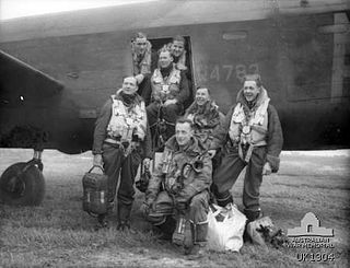 RAF Bomber Command aircrew of World War II