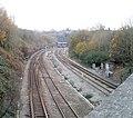 Gaer Junction, Newport - geograph.org.uk - 2173897.jpg