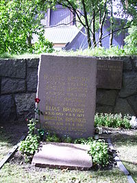 Galärvarvet, Palle och Pauline Brunius.JPG