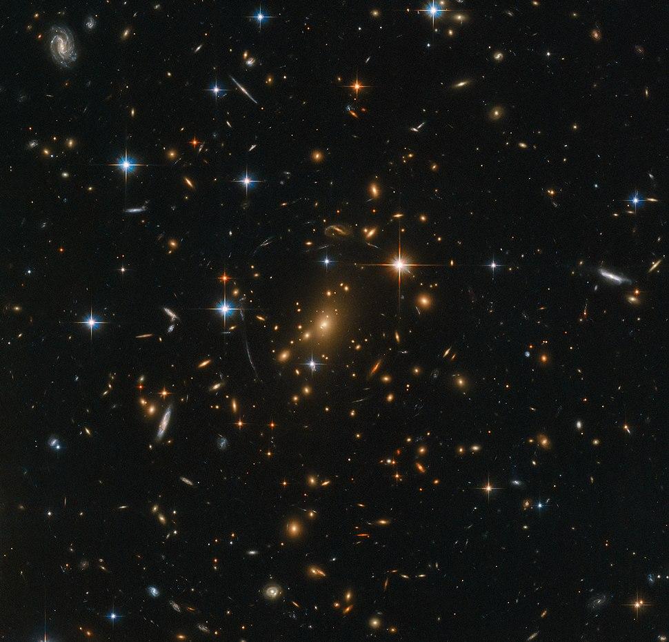 Galactic treasure chest RXC J0142.9+4438