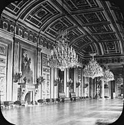 杜伊勒里宫内的一处大厅