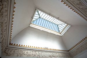 Royal West of England Academy - Marble Gallery Friezes