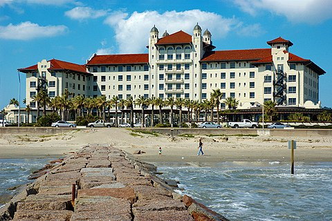 The Hotel Galvez - Free State of Galveston