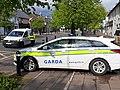 Garda checkpoint during the 2020 coronavirus pandemic.jpg