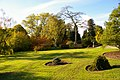 Garden, West Lodge Park Hotel, Hadley Wood - geograph.org.uk - 2131137.jpg