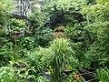Garden of Yamoto Guesthouse, Kyoto - panoramio.jpg