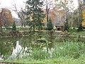 Garden of the Franciscan monastery in Katowice Panewniki 041.JPG