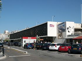 Image illustrative de l'article Gare de Cannes