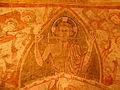 Gargilesse-Dampierre (36) Église Saint-Laurent et Notre-Dame Crypte Fresques 02.JPG
