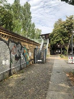 Gartenstraße in Berlin