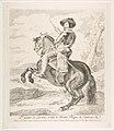 Gaspar de Guzman, Count of Olivares on horseback, after Velázquez MET DP818187.jpg