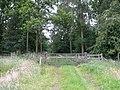 Gate. - geograph.org.uk - 512615.jpg